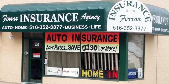 Ferrar Insurance Agency Long Island Auto Insurance